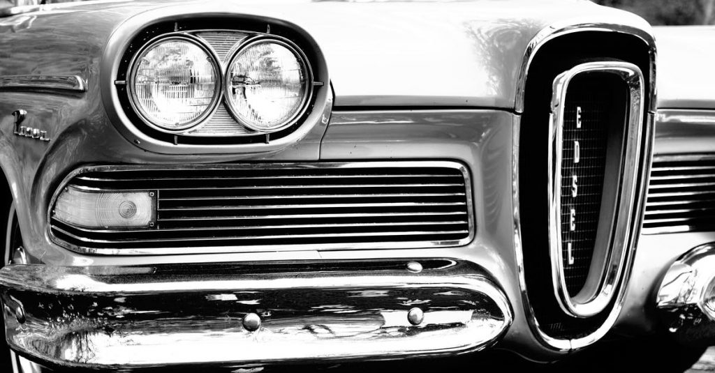 Do you wanna sell your Edsel Roundup for top cash?