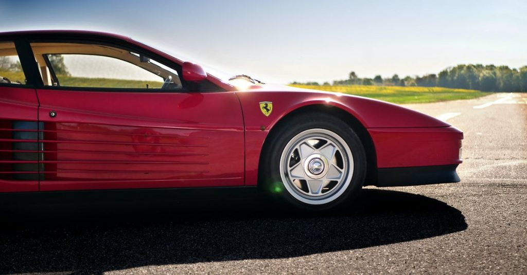 Do you wanna sell your Ferrari 550 Maranello for top cash?