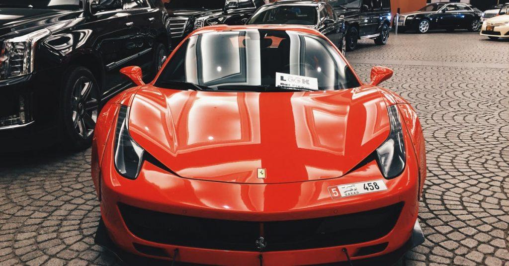 Do you wanna sell your Ferrari Testarossa for top cash?